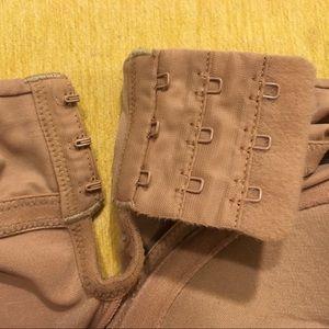 PINK Victoria's Secret Intimates & Sleepwear - ⚫️ Victoria's Secret Nude Strapless Bra Camisole